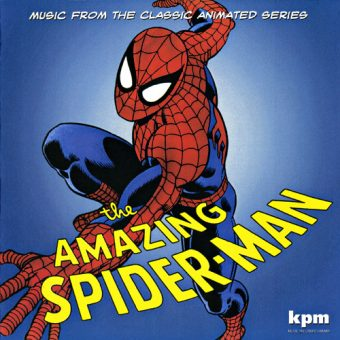 The Spider-Man Underscore: Groovy Incidental Music From The 1960s TV Series