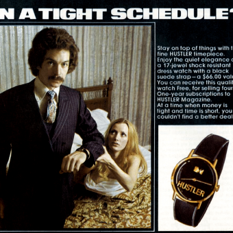 3 Tacky & Unseemly Watches from the Sleazy 1970s