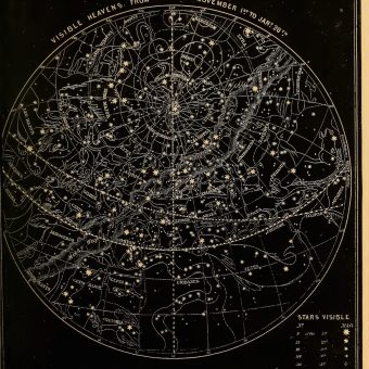 Celestial Illustrations from Smith's Illustrated Astronomy (1851)