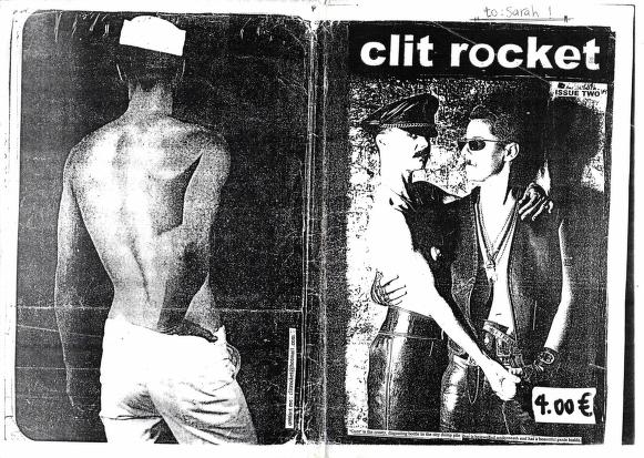 Clit Rocket Issue Two