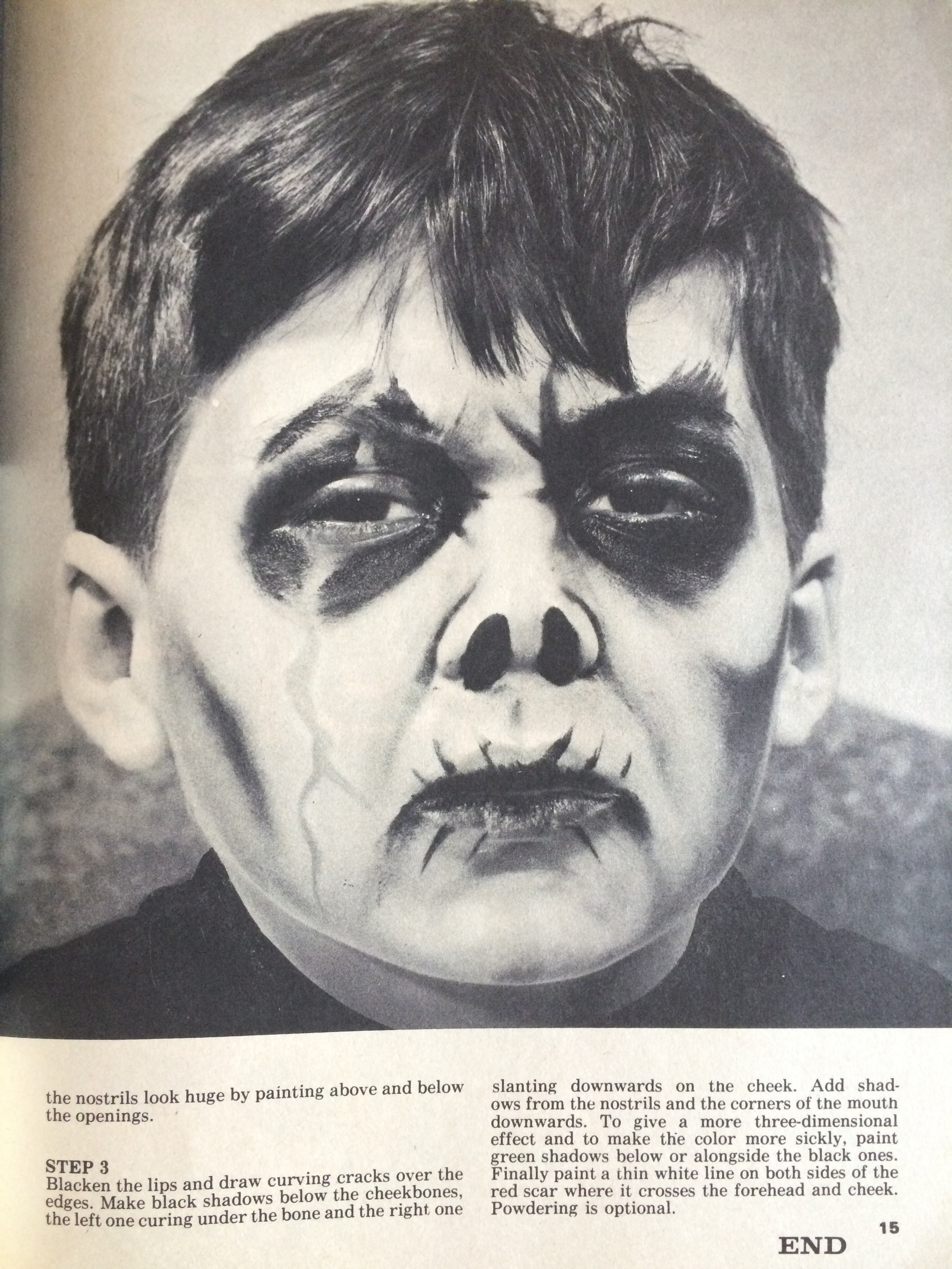 Get into films with the do it yourself monster make up handbook by do it yourself monster make up handbook by dick smith warren publishing solutioingenieria Image collections