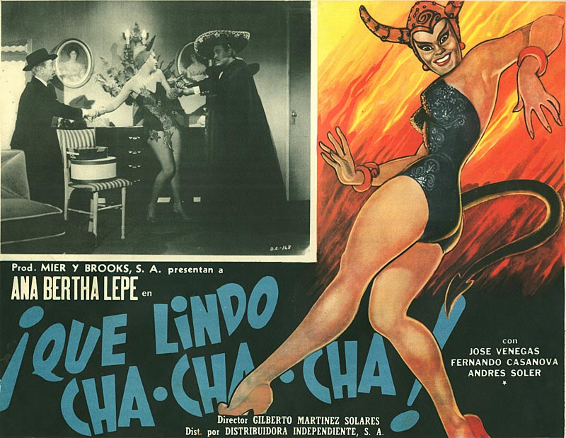 Ernesto Garcia Cabral lobby card c movie