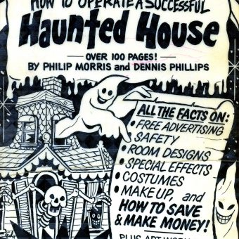 Operating a Haunted House: A Vintage How-To Guide