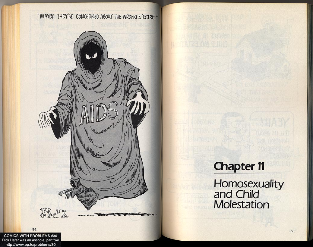 HOMOSEXUALITY LEGITIMATE ALTERNATE DEATHSTYLE HAFER-5