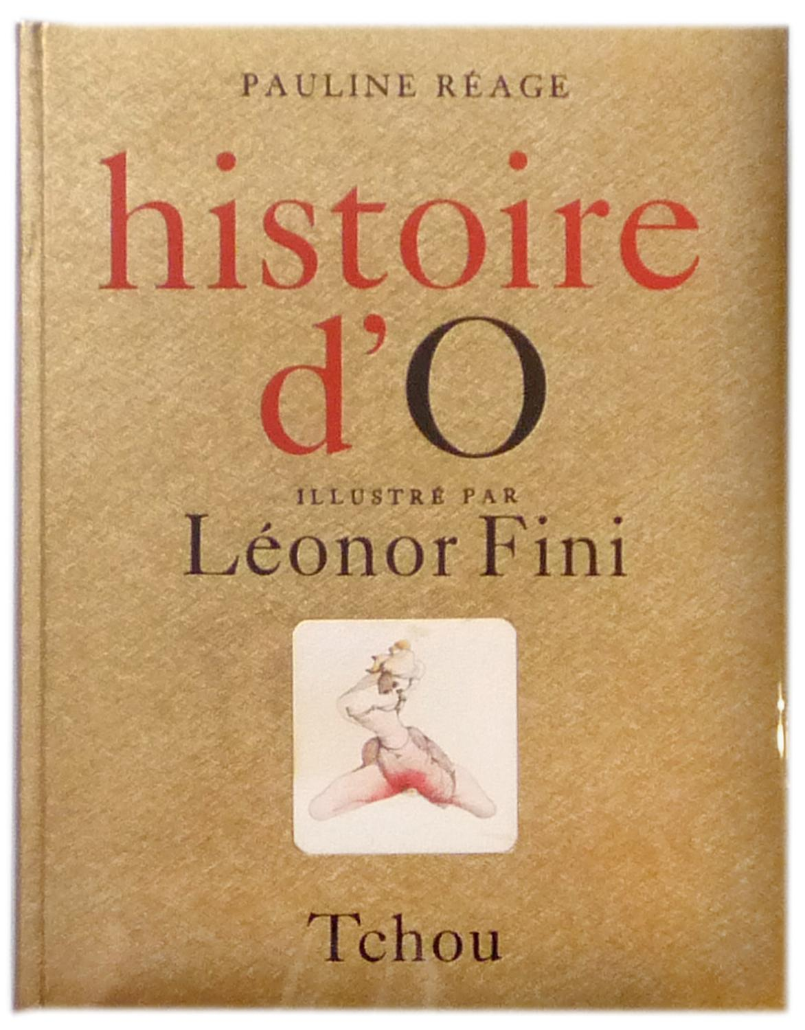 Histoire d'O Illustrated by Leonor Fini
