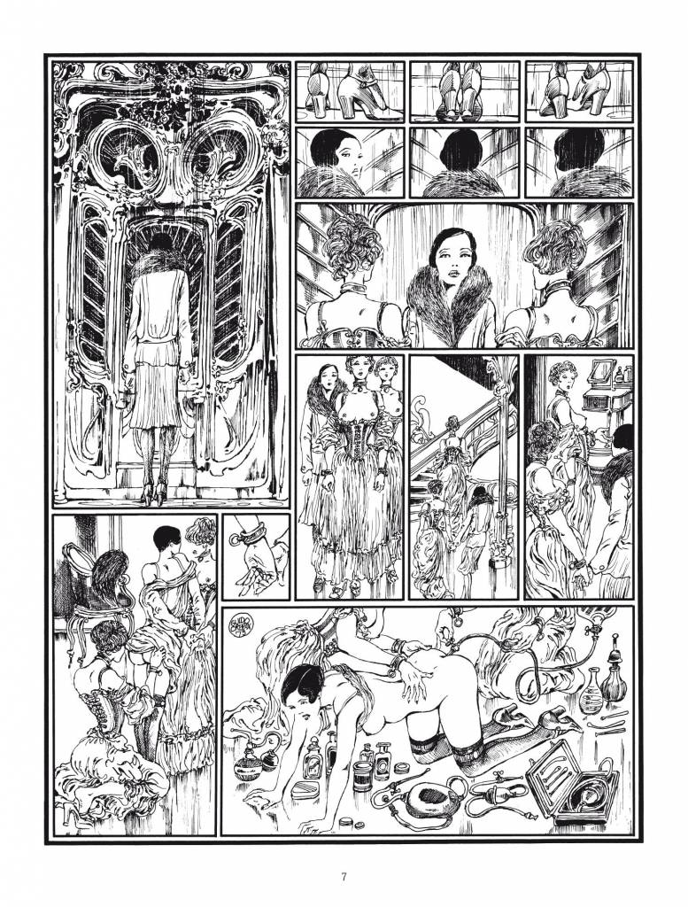 Histoire d'O (French Edition)- GUIDO CREPAX