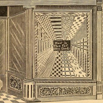 How To Make A Peep Show And Other Ways To Dress Shop Windows (1899)