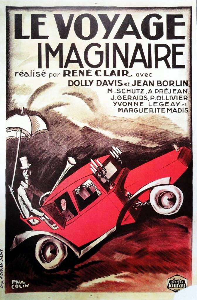 Paul Colin. The Imaginary Voyage
