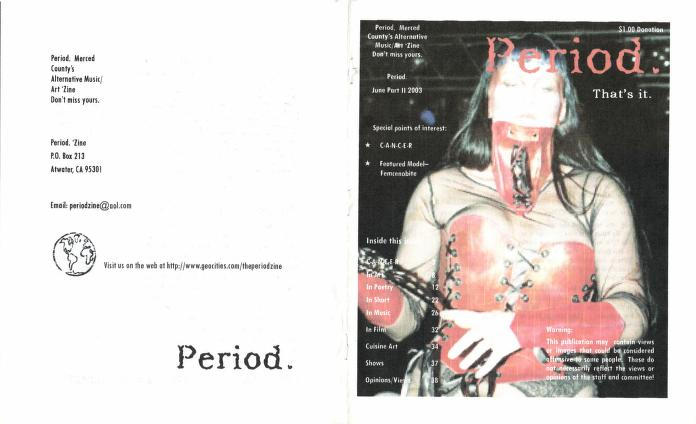 Period Vol. 1 Issue 3