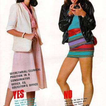 Totally Rad Fashions for 80s Girls