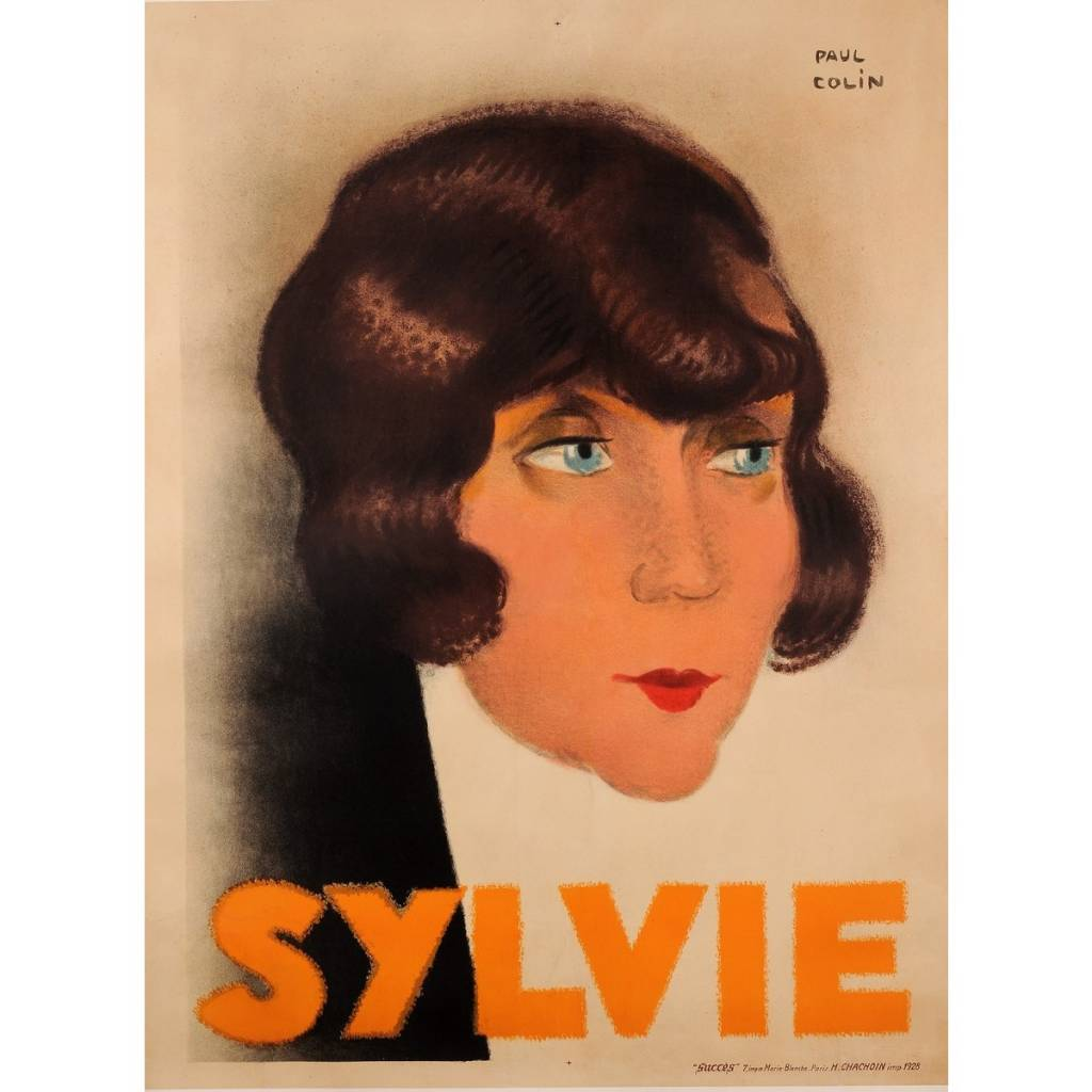 Sylvie by Paul Colin 1928