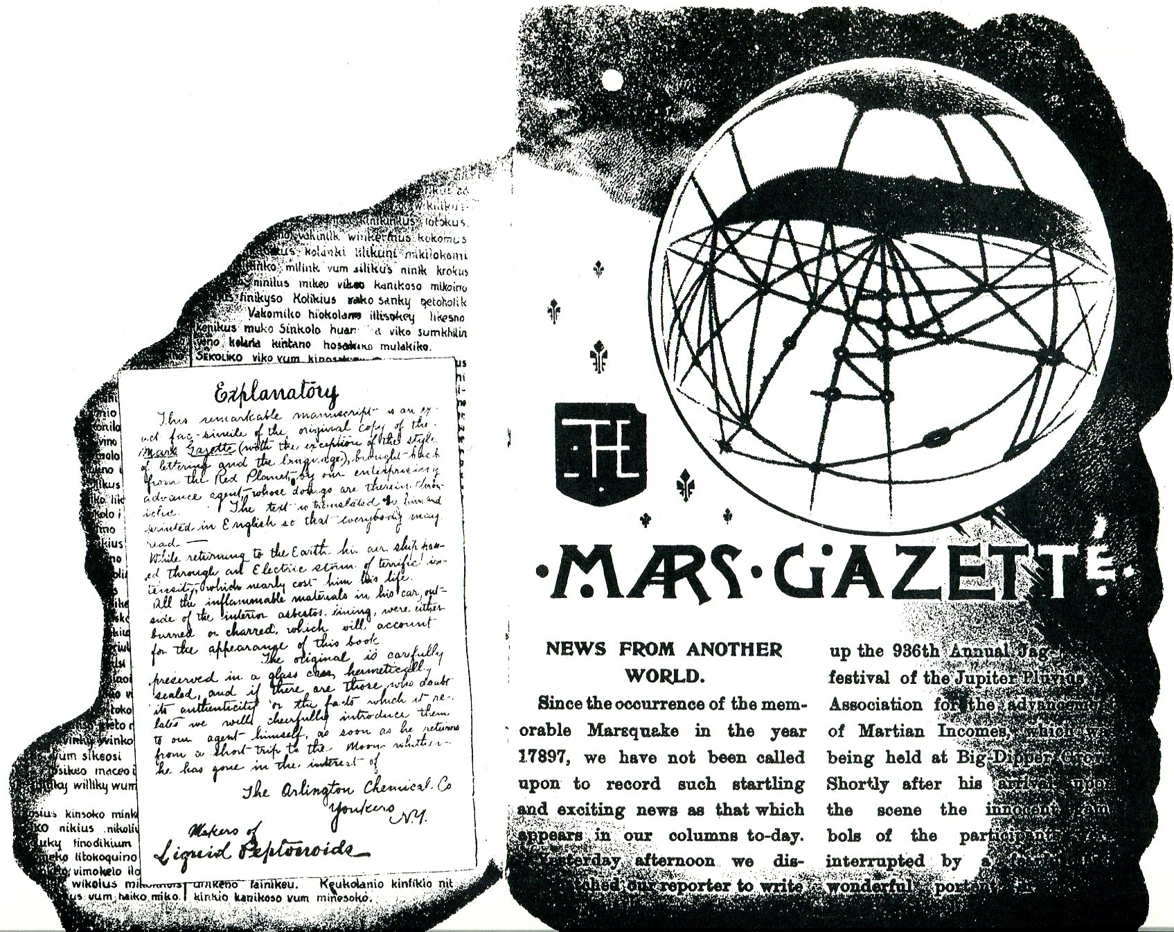 The Mars Gazette 1975