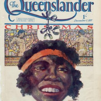 The Queenslander: Superb Illustrated Covers