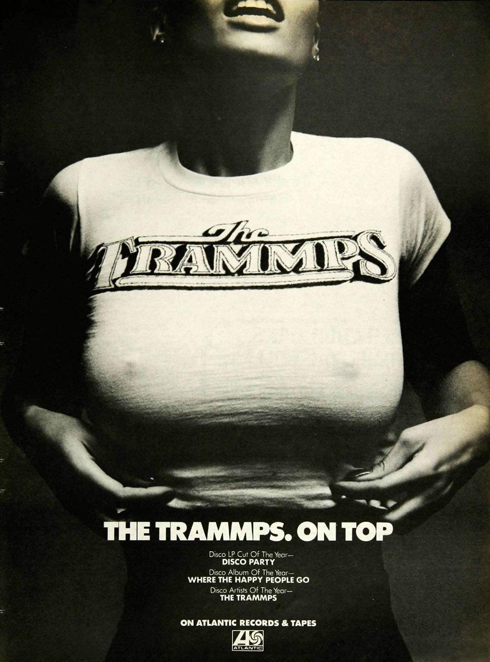 The Trammps On Top