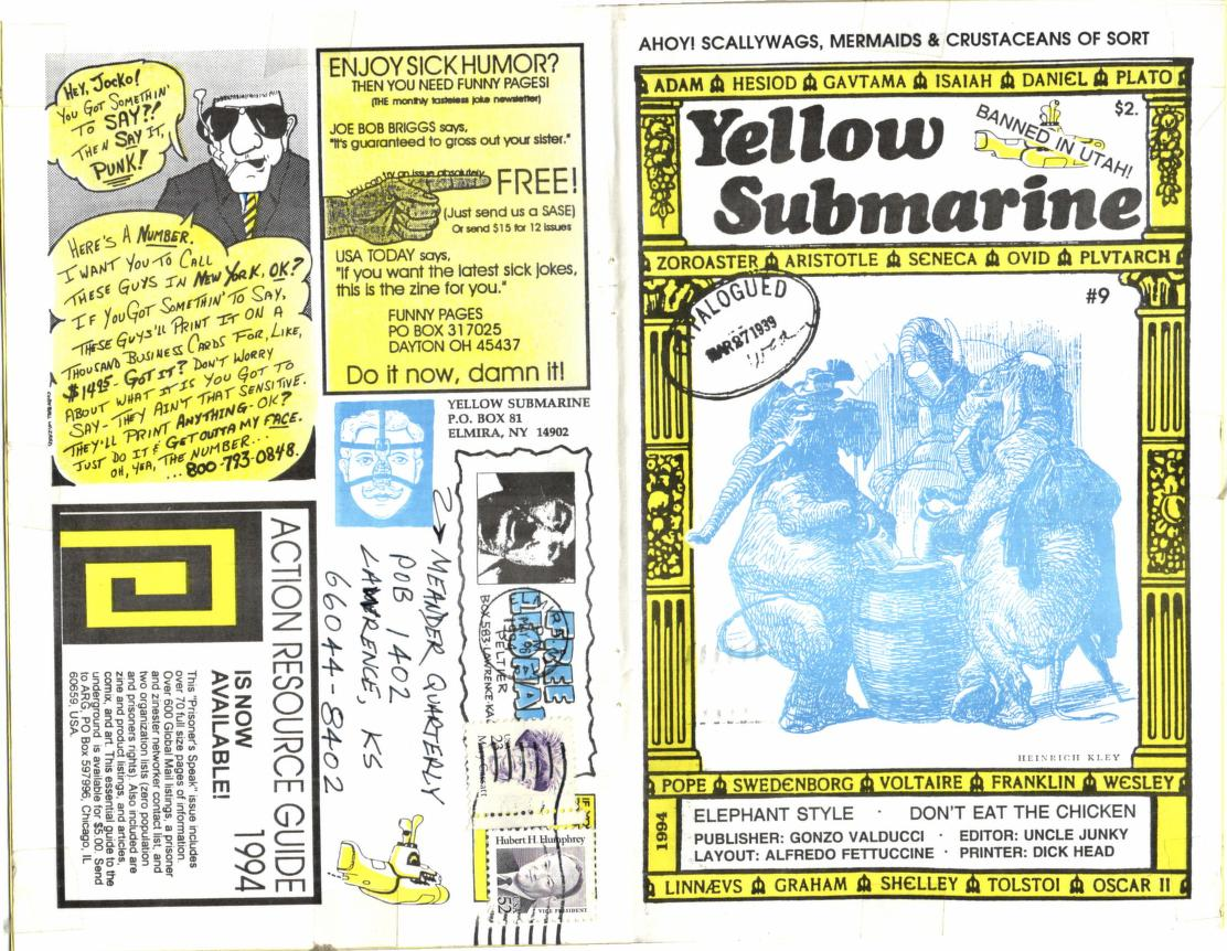 Yellow Submarine 9