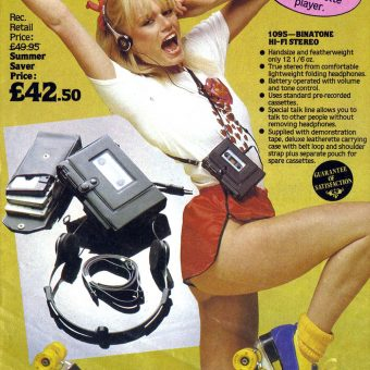 Music on the Go! Advertising the Boom Box and the Miracle of Portable Stereos