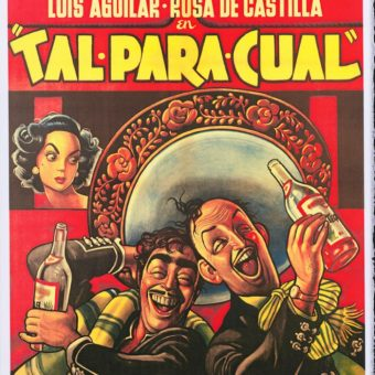 Ernesto García 'The Chango' Cabral's Bawdy And Brilliant Mexican Movie Posters