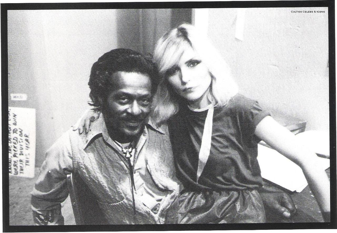 chuck berry debbie harry zine reviews 2