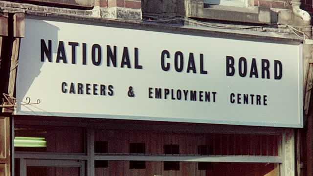 coal board jobs