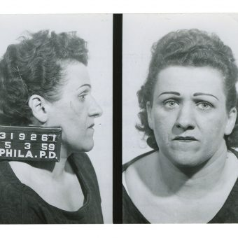 Mug Shots of Fresno Transvestites (1963)