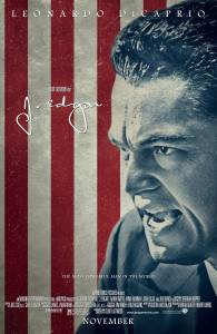 J Edgar poster from 2011. Bill Gold's last poster
