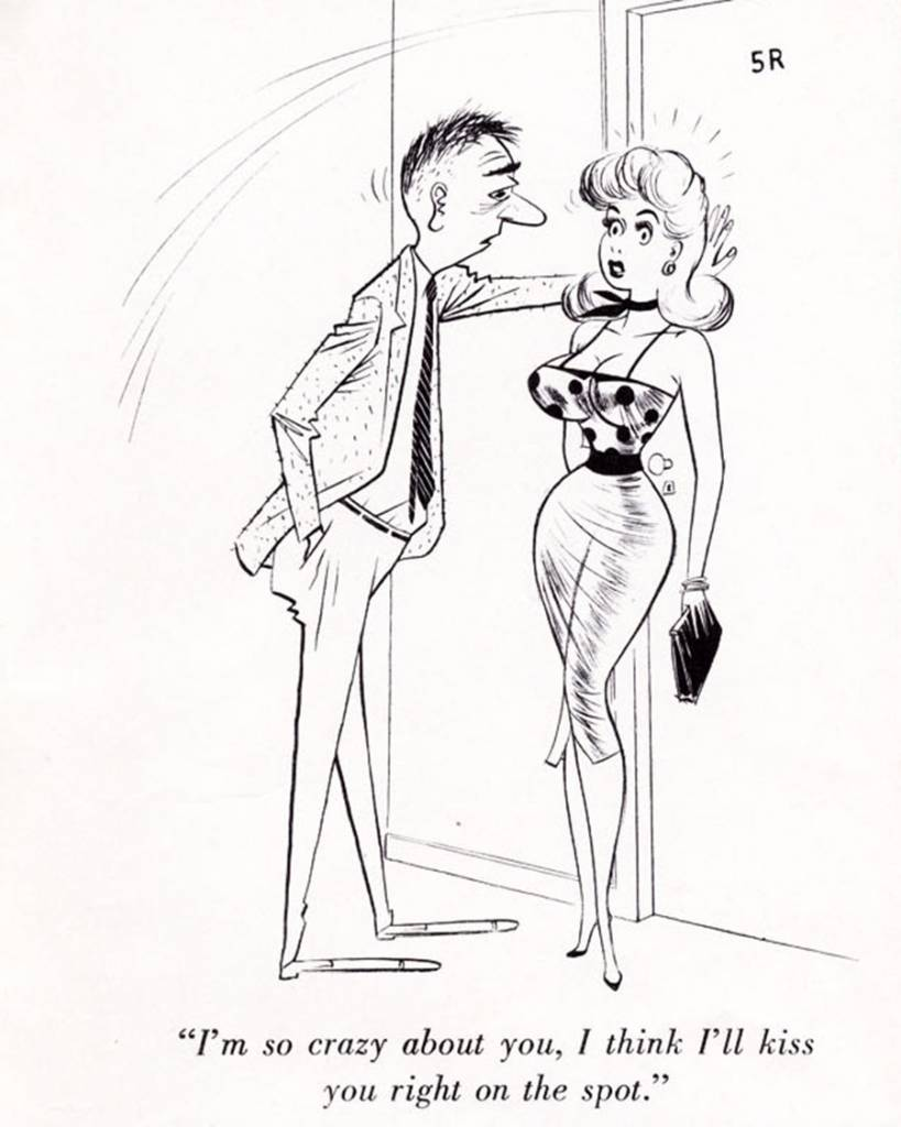 vintage adult cartoons