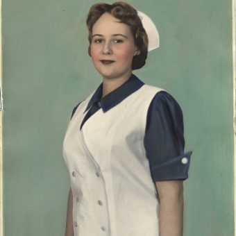 National Nurses' Uniforms Of 1950