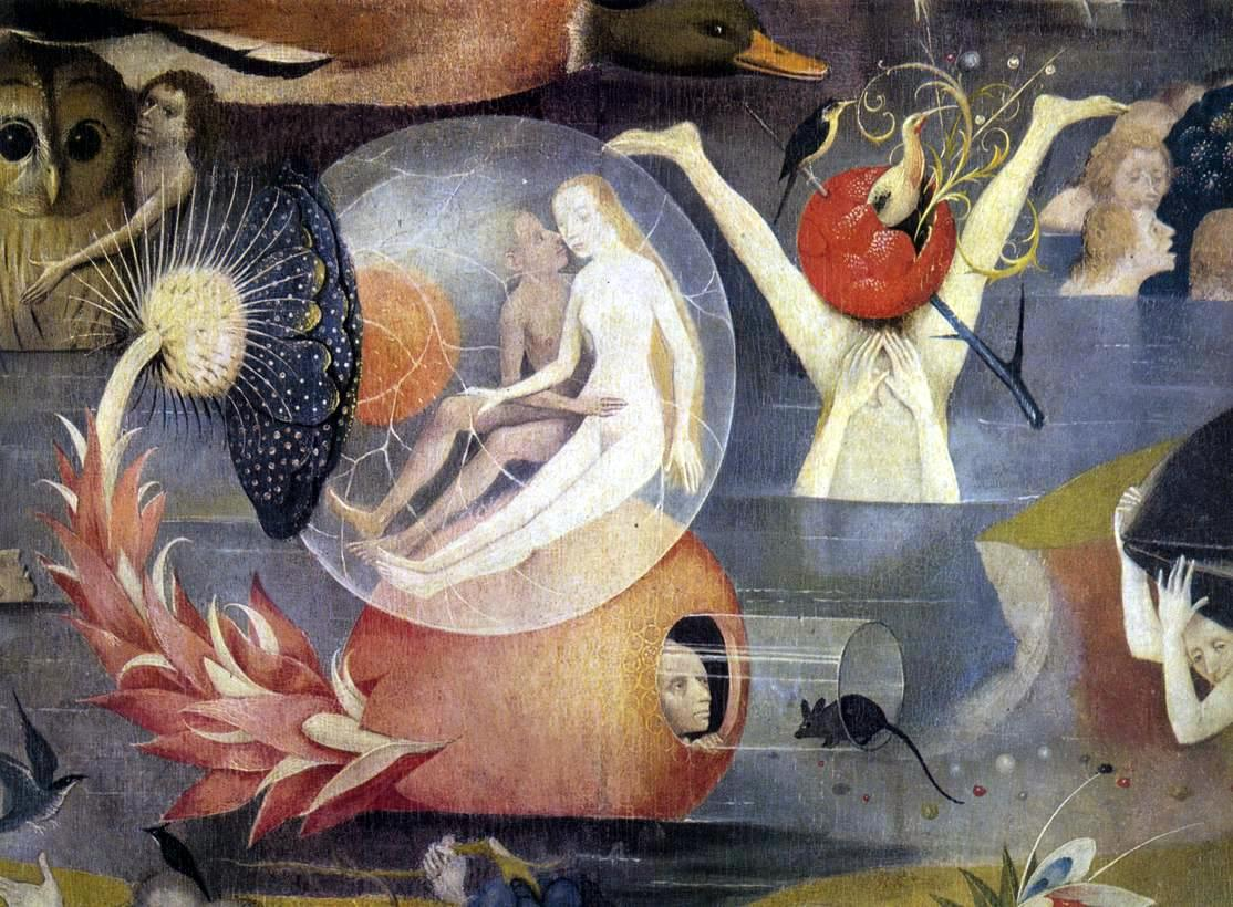 Hieronymous Bosch's The Garden of Delights
