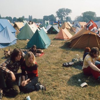 Photos Of The Reading Festival In The 1970s