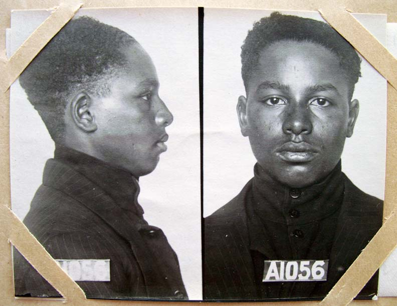 mug shots of san francisco boxers in the early 20th