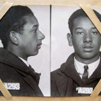Mug Shots of San Francisco Boxers In the Early 20th Century
