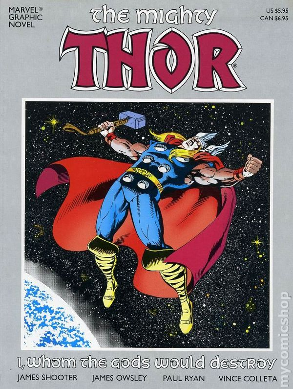 thor creamsicle cover