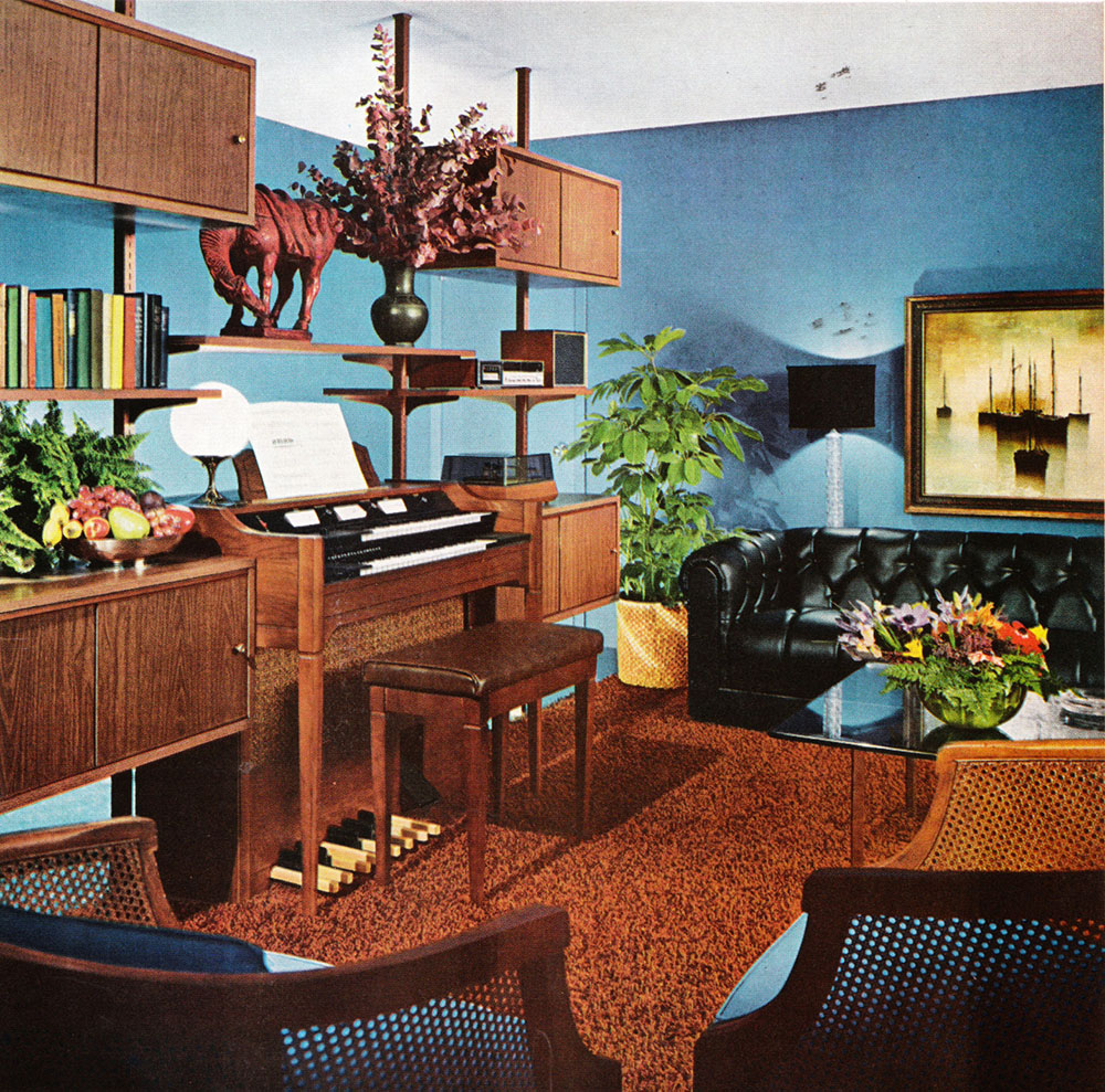 Where To Buy Room Decor: 20 Years Of Living Rooms: 1961 To 1981