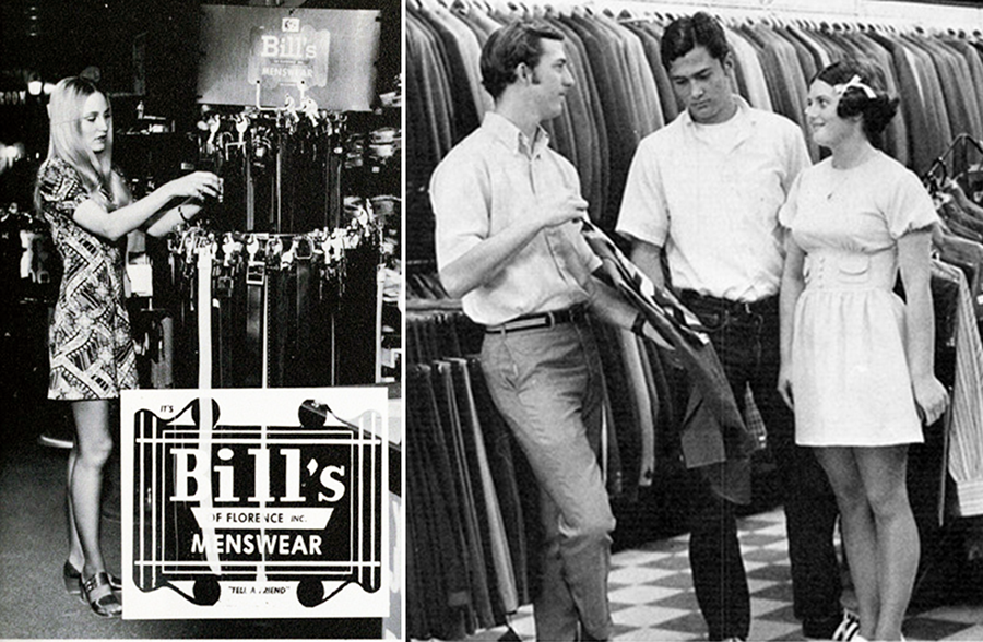 058_Bill's Menswear