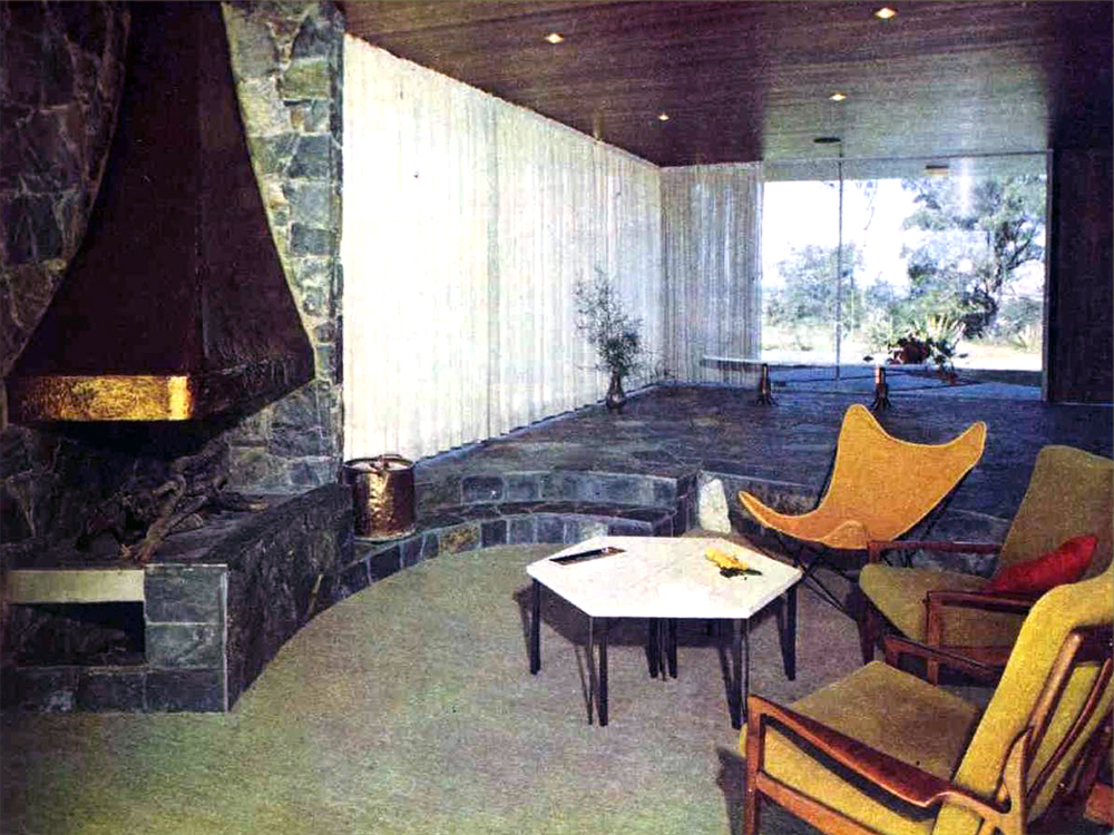 20 Years Of Living Rooms 1961 To 1981 Flashbak