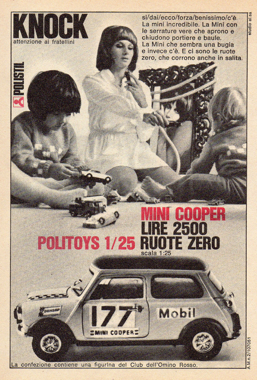 Buon Divertimento 10 Italian Toy Ads From The 1970s 80s Flashbak