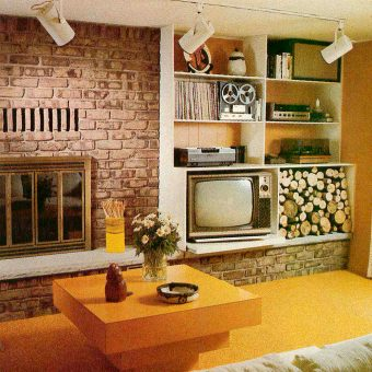 20 Years of Living Rooms: 1961 to 1981
