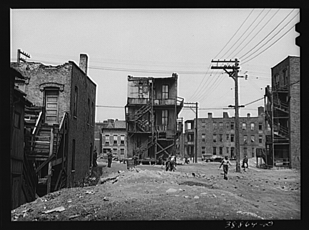 April 1941 Southside Chicago