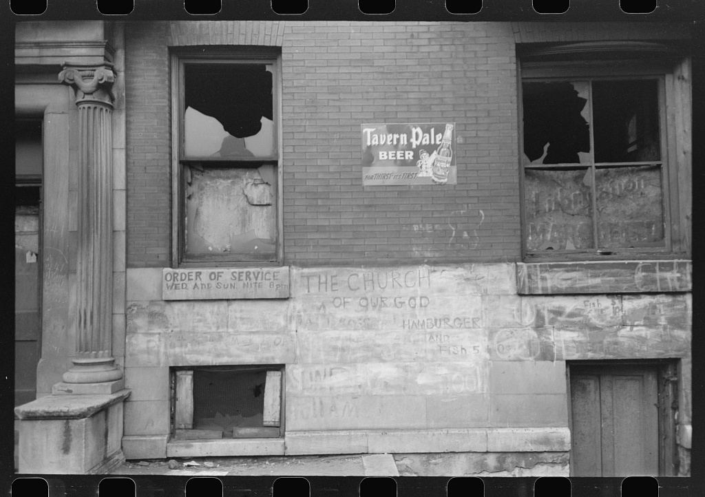April 1941 Southside Chicago-42