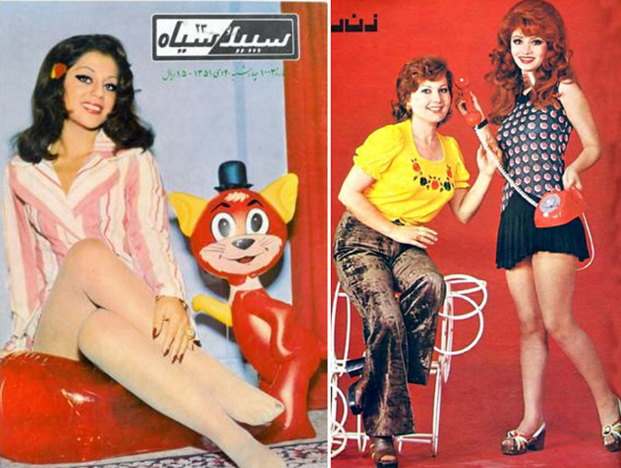 Fashion in pre-revolutionary Iran_ Pahlavi Era 1950s-1970s - مد و زیبای زمان پهل2017-04-30 11_45_47