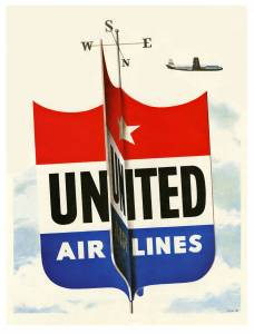 Fly United 1952.