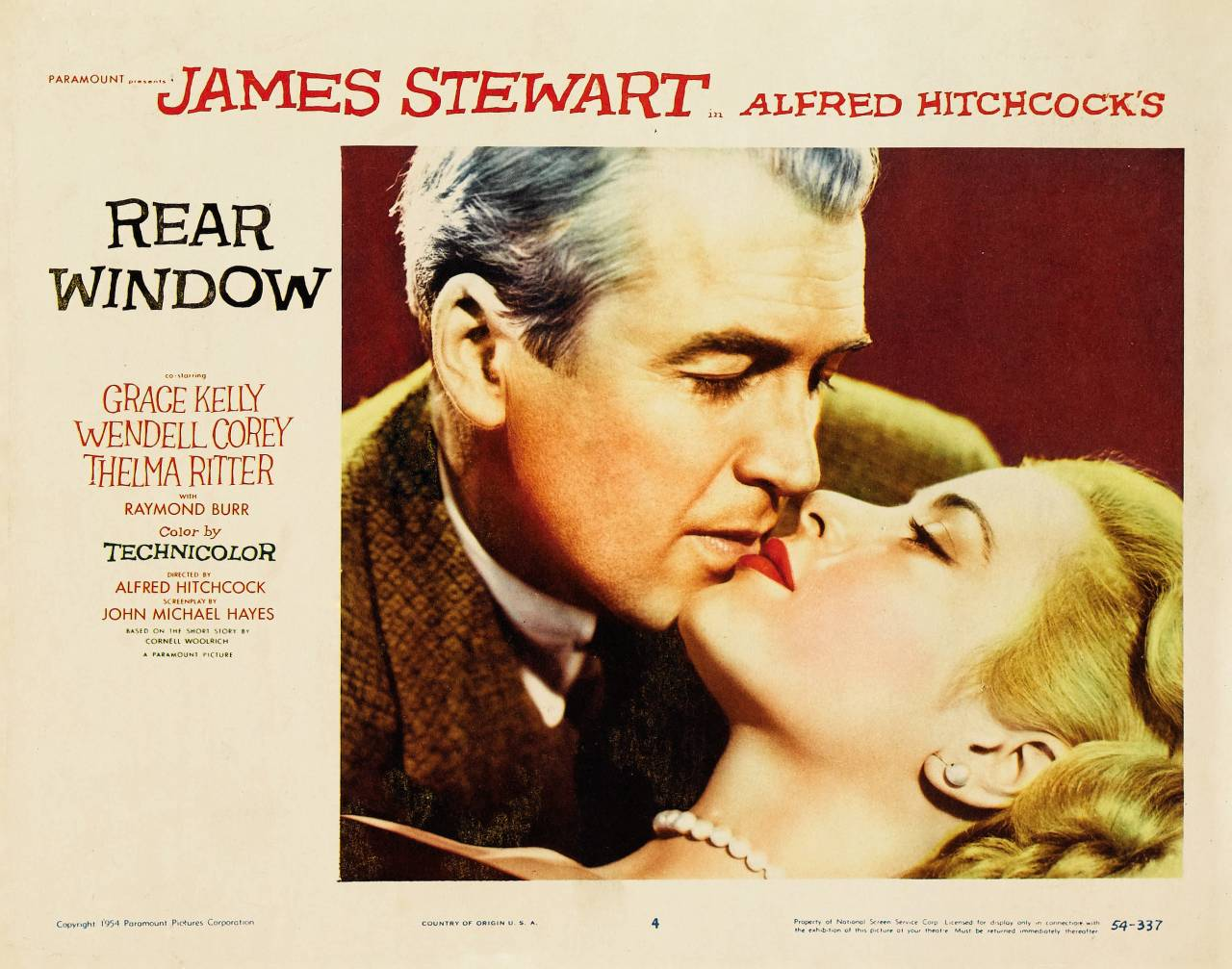 Poster - Rear Window_02