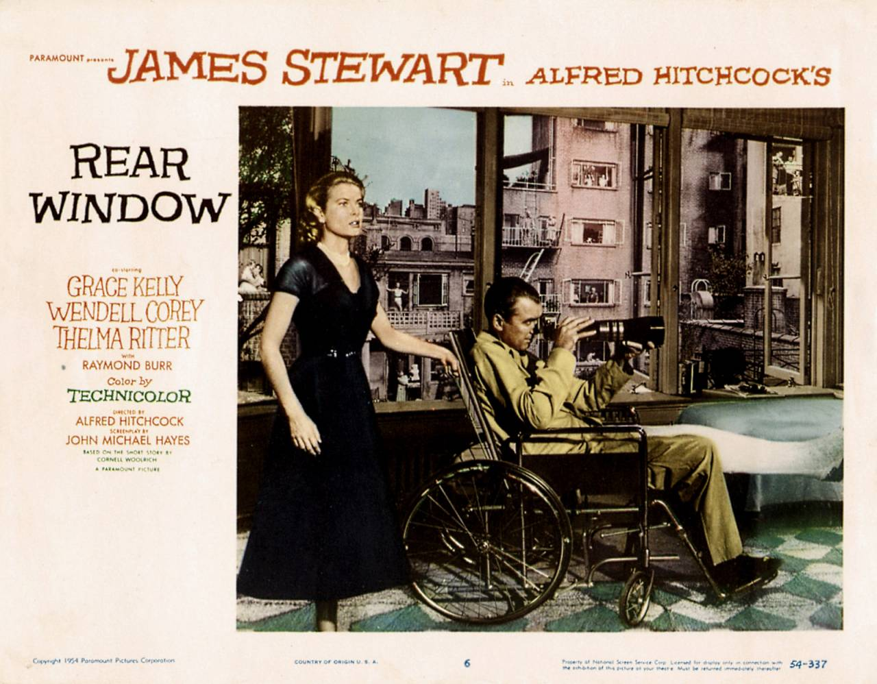 Poster - Rear Window_11
