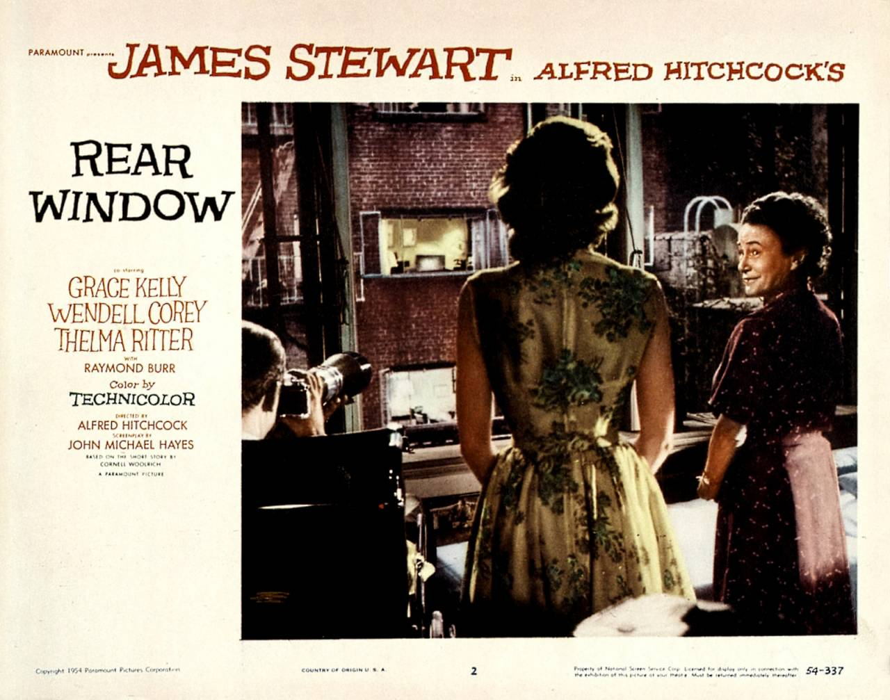 Poster - Rear Window_12
