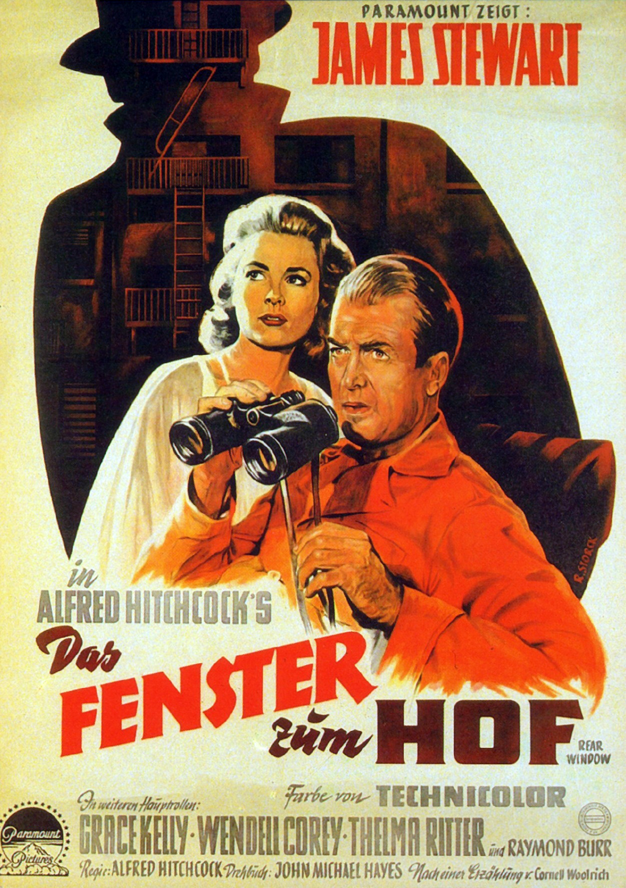 Poster - Rear Window_20