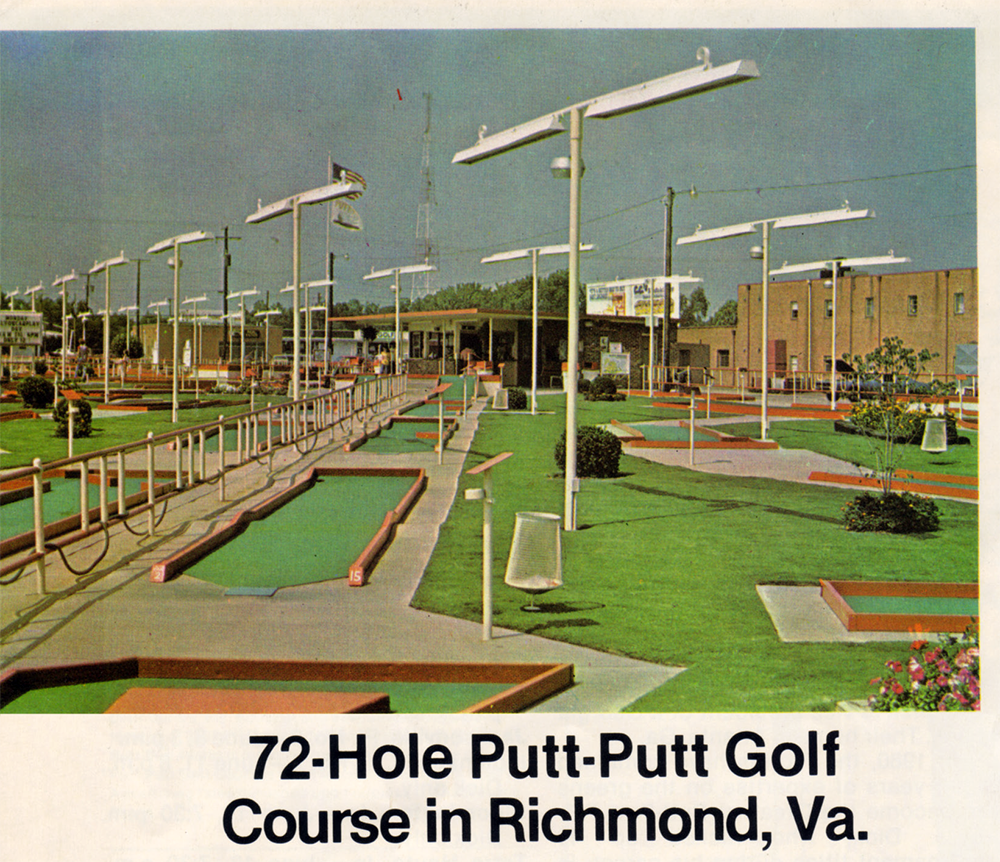 Putt-Putt World Volume 22 Number 1-4