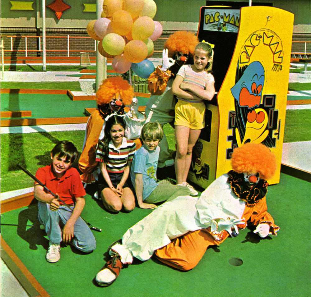 Putt-Putt World Volume 24 Number 3-1
