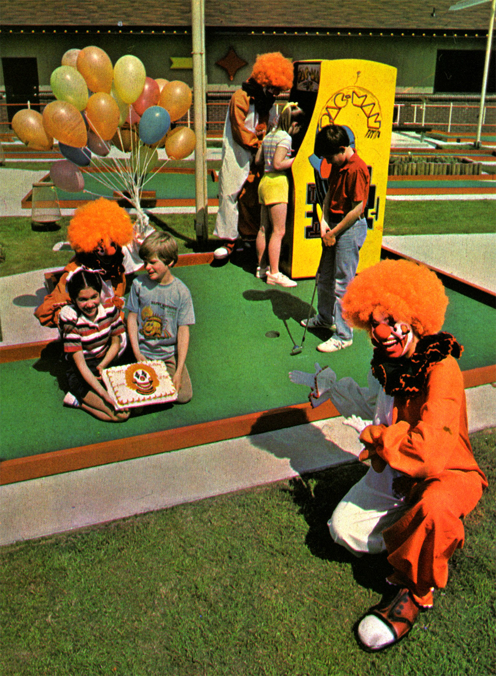 Putt-Putt World Volume 24 Number 3-8