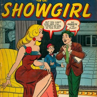 10 Long-Forgotten Mid-Century Girl Comics
