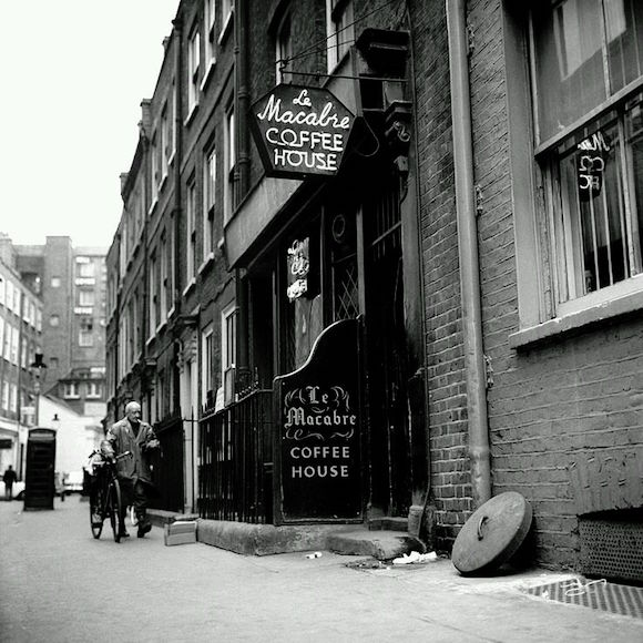 Le Macabre, 23 Meard Street, London W1. Photo: Unknown